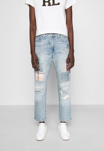 KASIA WASH - Jeans baggy - light indigo