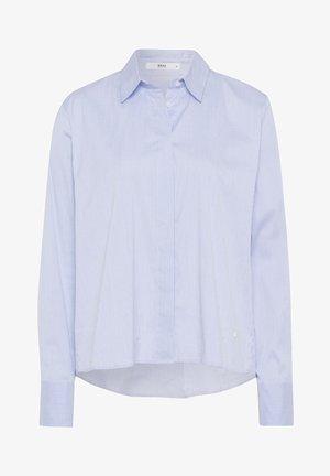 STYLE VENERA - Button-down blouse - aquamarine