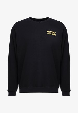 CRAB  - Sweatshirt - black