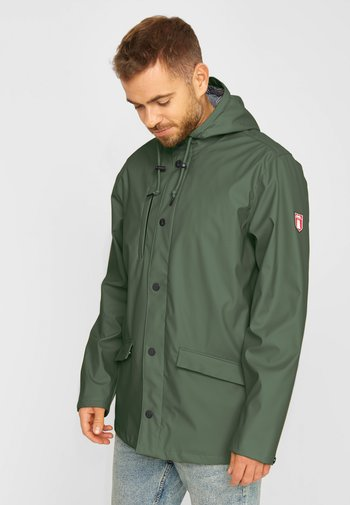 PASSBY - Outdoor jacket - olive navy