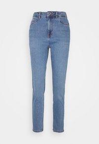 Vero Moda - VMJOANA HR STRCH MOM ANK J VI395 GA - Relaxed fit jeans - light blue denim - 3