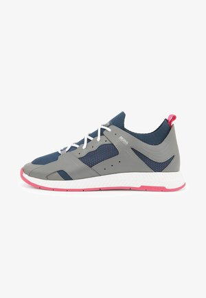 TITANIUM_RUNN - Trainers - open grey