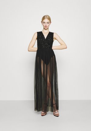 LILLIAN MAXI - Occasion wear - black