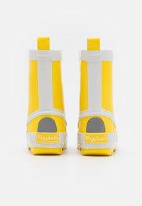 Playshoes - UNISEX - Kumisaappaat - gelb - 2