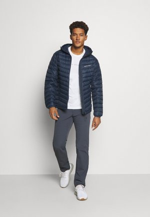 FROST HOOD JACKET - Doudoune - blue shadow