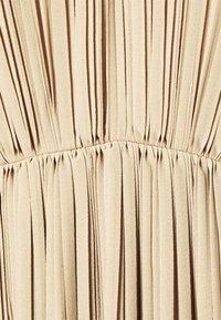 DESIGNERS REMIX - SANREMO DRESS - Occasion wear - dark beige - 2