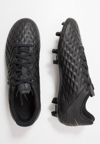 Nike Performance - TIEMPO LEGEND 8 ACADEMY MG - Moulded stud football boots - black - 1