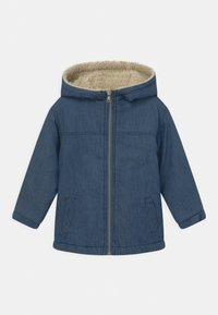 Cotton On - COOPER HOODED - Light jacket - blue denim - 0