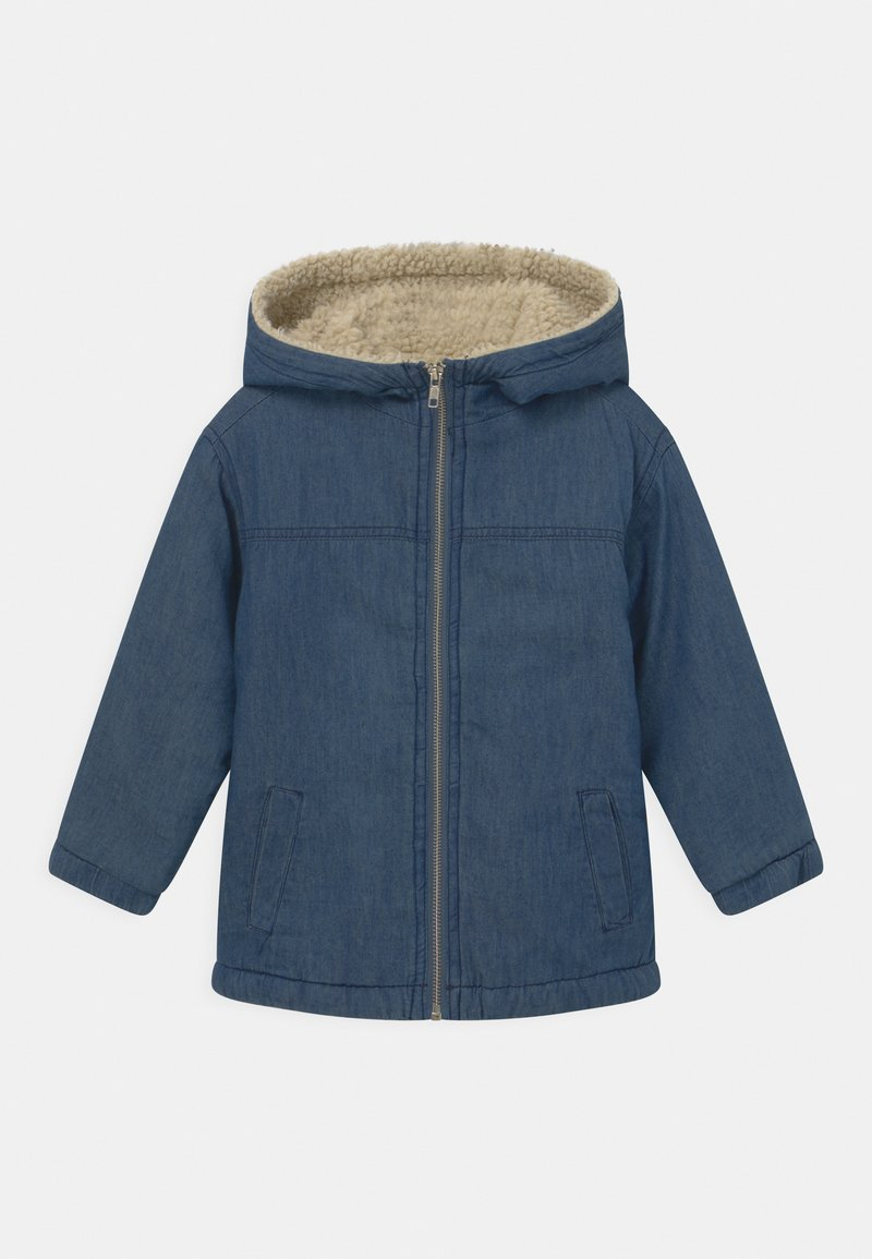 Cotton On - COOPER HOODED - Light jacket - blue denim