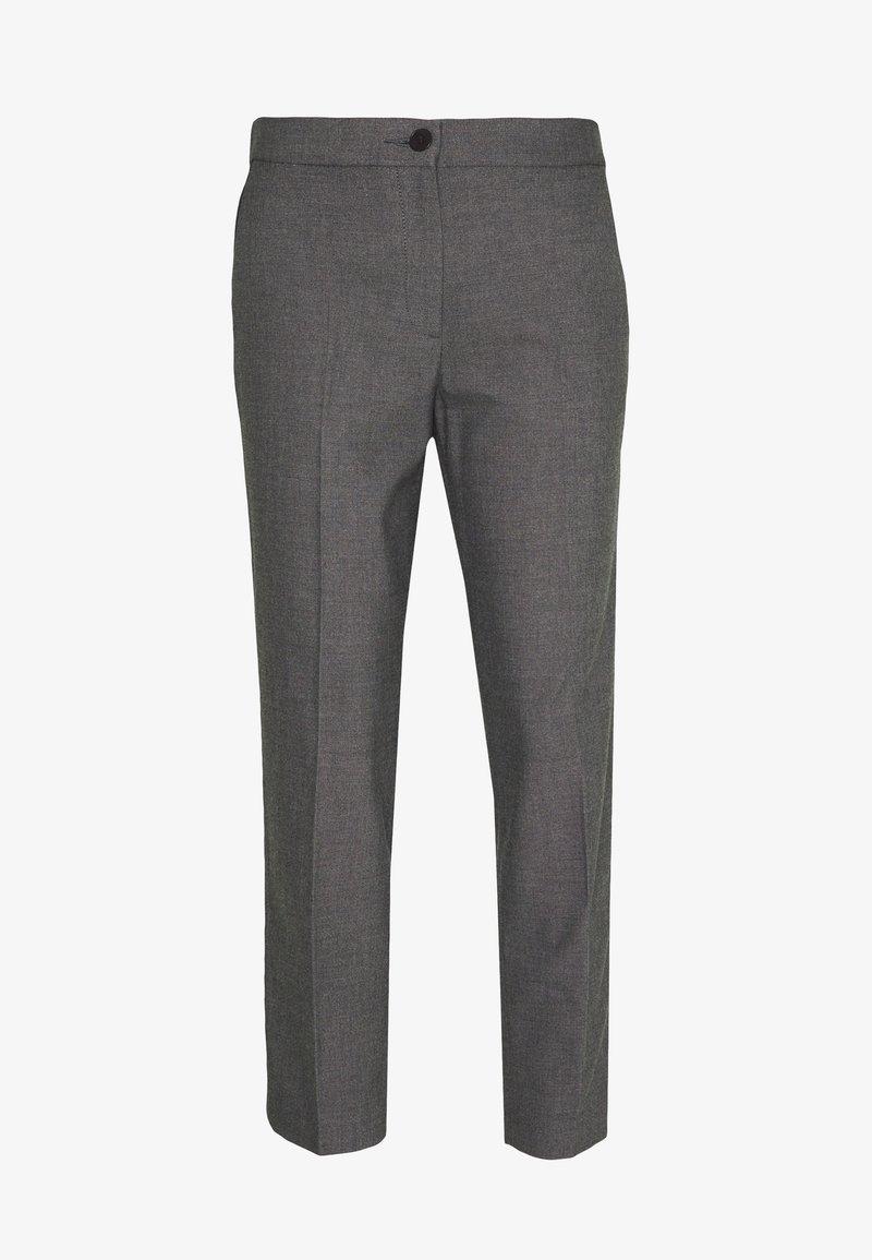 Esprit - SMART  - Trousers - black