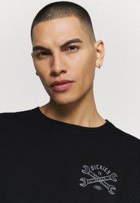 Dickies - SLIDELL - T-shirt imprimé - black - 3
