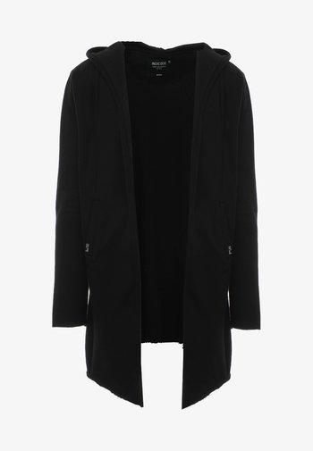 BREKSTAD - Zip-up hoodie - black