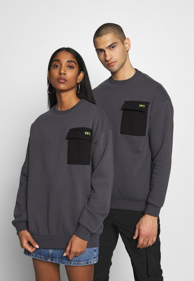 UNISEX - Sweatshirt - dark grey