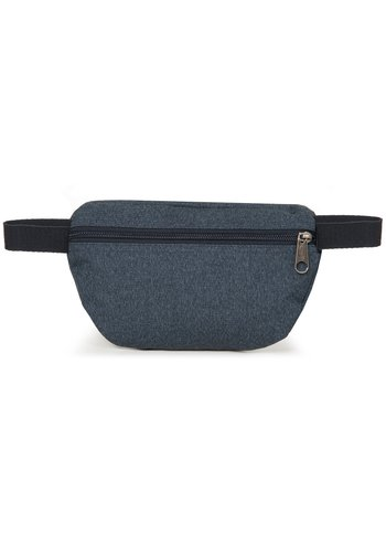 MUTED MELANGE/CONTEMPORARY - Bum bag - muted blue