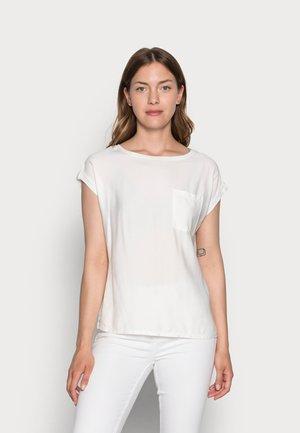 KURZARM - T-shirts basic - white