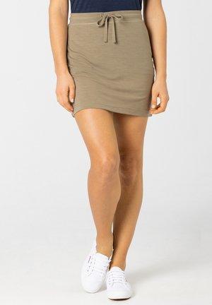 EVERYDAY - Sports skirt - pistazie