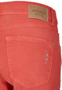 Angels - ORNELLA GLAMOUR - Slim fit jeans - rot - 2