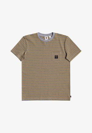 NEW BEAT - Print T-shirt - rattan new beat
