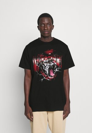 PORT - T-shirt print - black