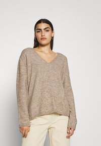 CLOSED - WOMEN´S - Pullover - clay - 0
