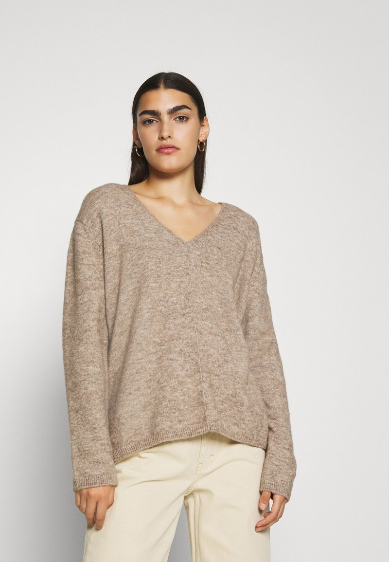 CLOSED - WOMEN´S - Pullover - clay