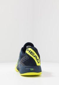 Head - REVOLT PRO 3.0 - Allcourt tennissko - neon yellow - 3