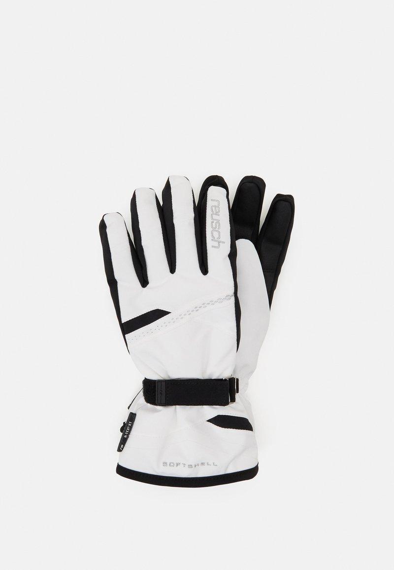 Reusch - HANNAH  - Gloves - white/black