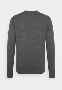 Scotch & Soda - Stickad tröja - granite melange - 1