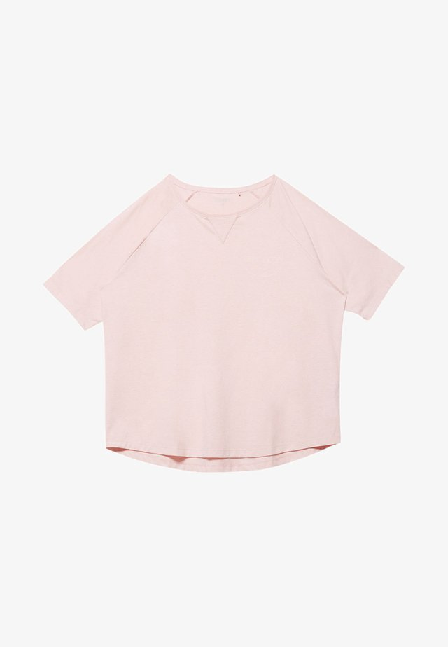 Basic T-shirt - light pink