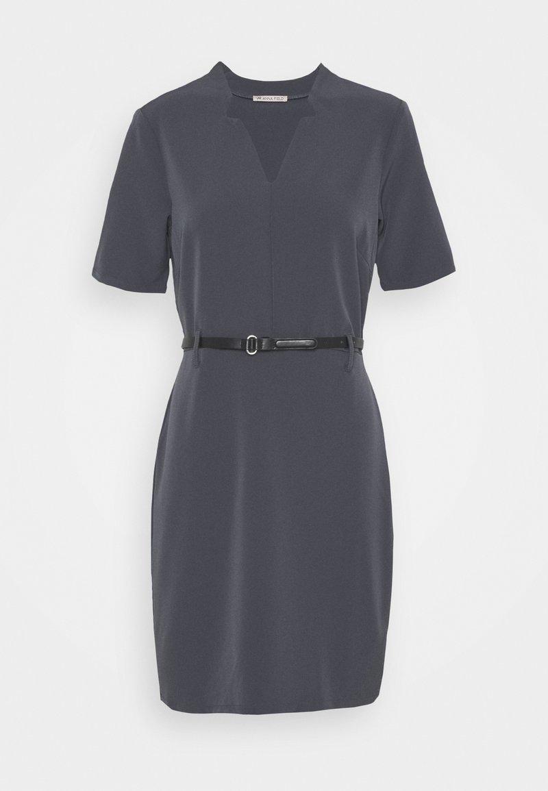Anna Field - Pouzdrové šaty - dark grey