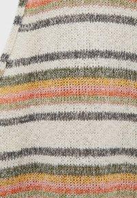 PULL&BEAR - Jumper dress - mottled beige - 5