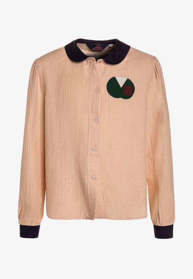 KANGAROO KIDS APPLE - Skjorte - rose