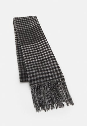 JACSIMON SCARF - Halsduk - black/grey