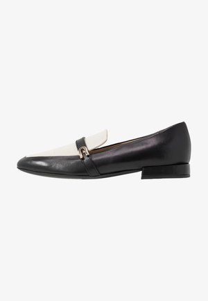 1927 LOAFER - Slippers - nero/naturale