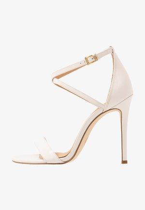 ANTONIA  - Sandaler med høye hæler - light cream