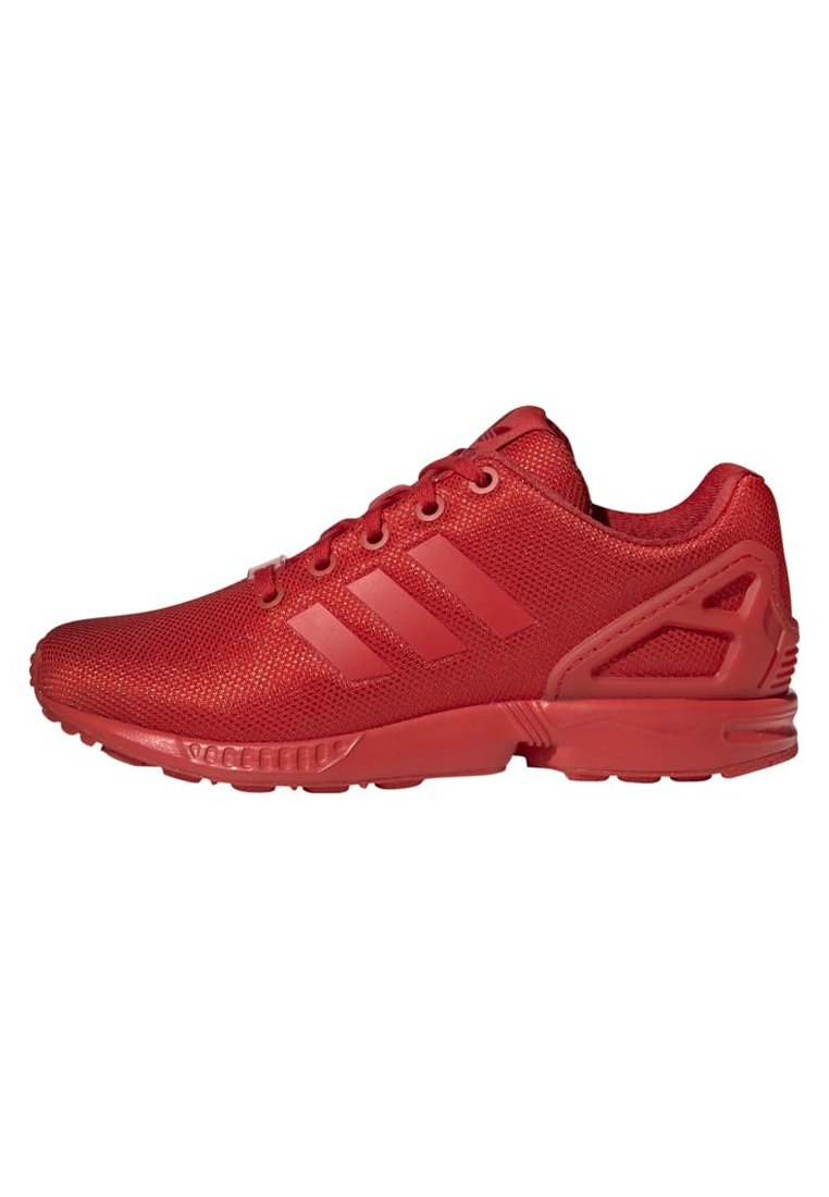 adidas Originals ZX FLUX - Baskets basses - red/rouge - ZALANDO.FR