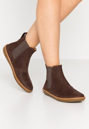 CORAL - Ankle boots - pleasant brown