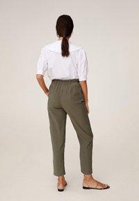 Mango - BOWIE - Pantalon classique - khaki - 2