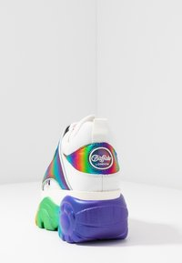 Buffalo London - Joggesko - white/rainbow - 5