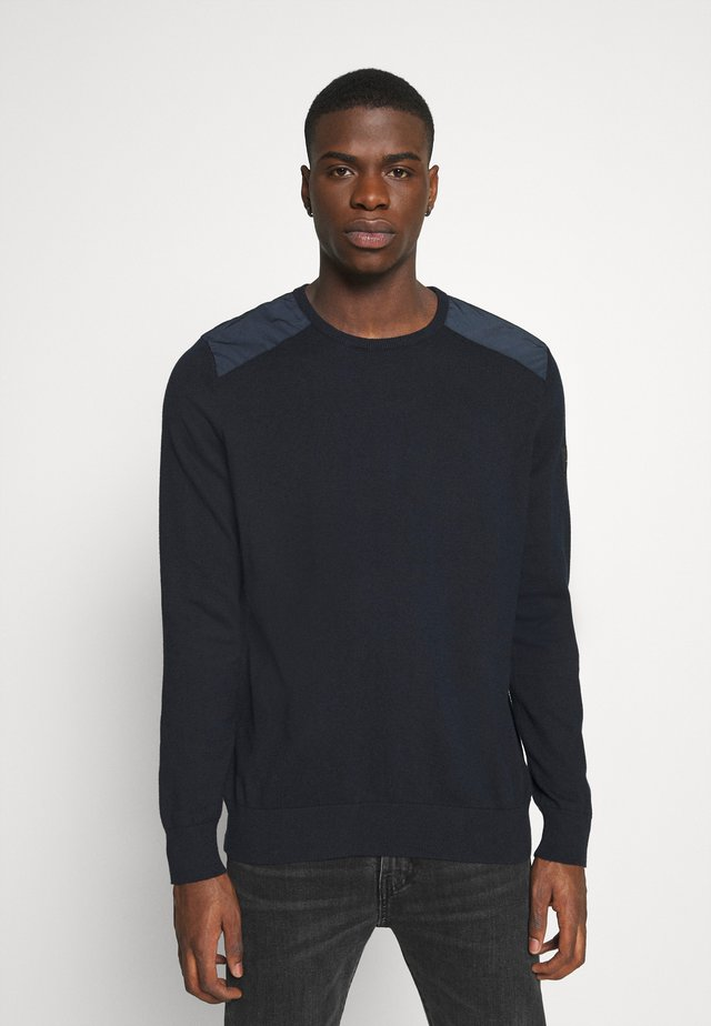 CHARLES - Jumper - midnight navy