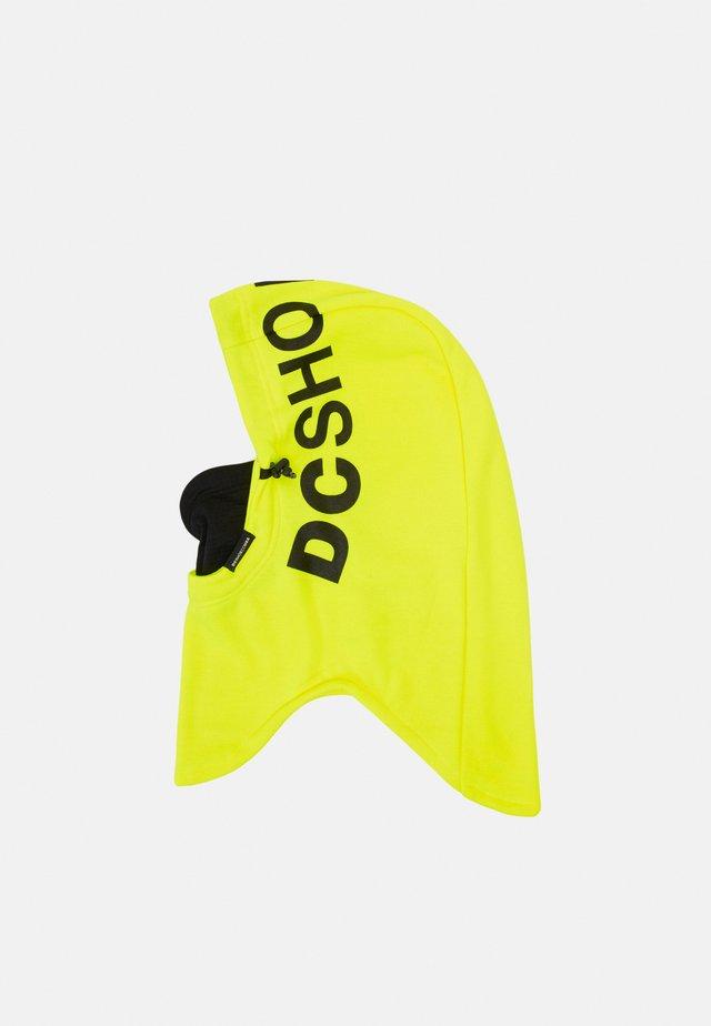 HOODACLAVA - Beanie - safety yellow