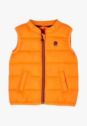 Weste - orange
