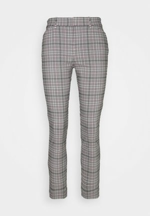 ANKLE BISTRETCH - Trousers - grey