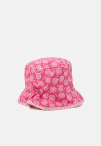 maximo - MINI GIRL REVERSIBLE - Hat - pink/wollweiß - 1