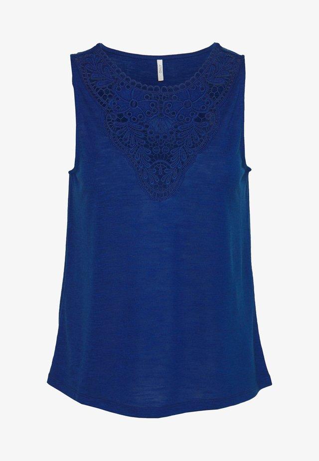 ONLISA - Top - blue