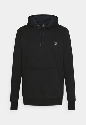MENS REG FIT HOODY - Hættetrøjer - black