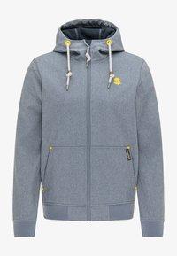 Schmuddelwedda - Waterproof jacket - dunkelmarine melange - 4