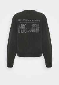 The Kooples - Sweatshirt - black washed - 1