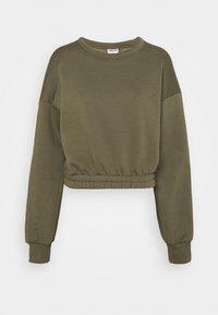 Noisy May Petite - NMPERCY - Sweatshirt - kalamata - 0