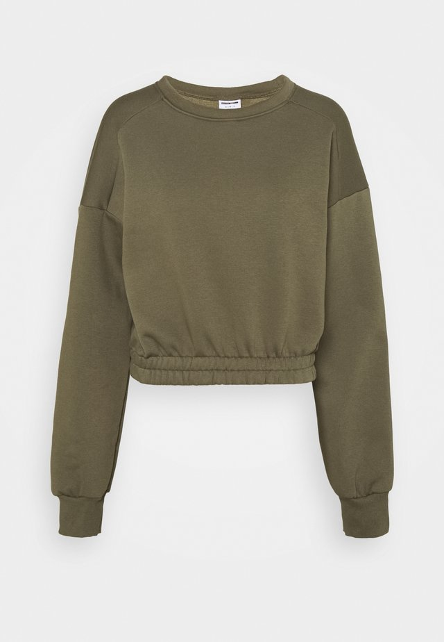 NMPERCY - Sweater - kalamata